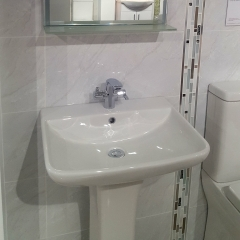 Bathroom Showroom images O'Connor Carroll Bathrooms & Tiles Dublin