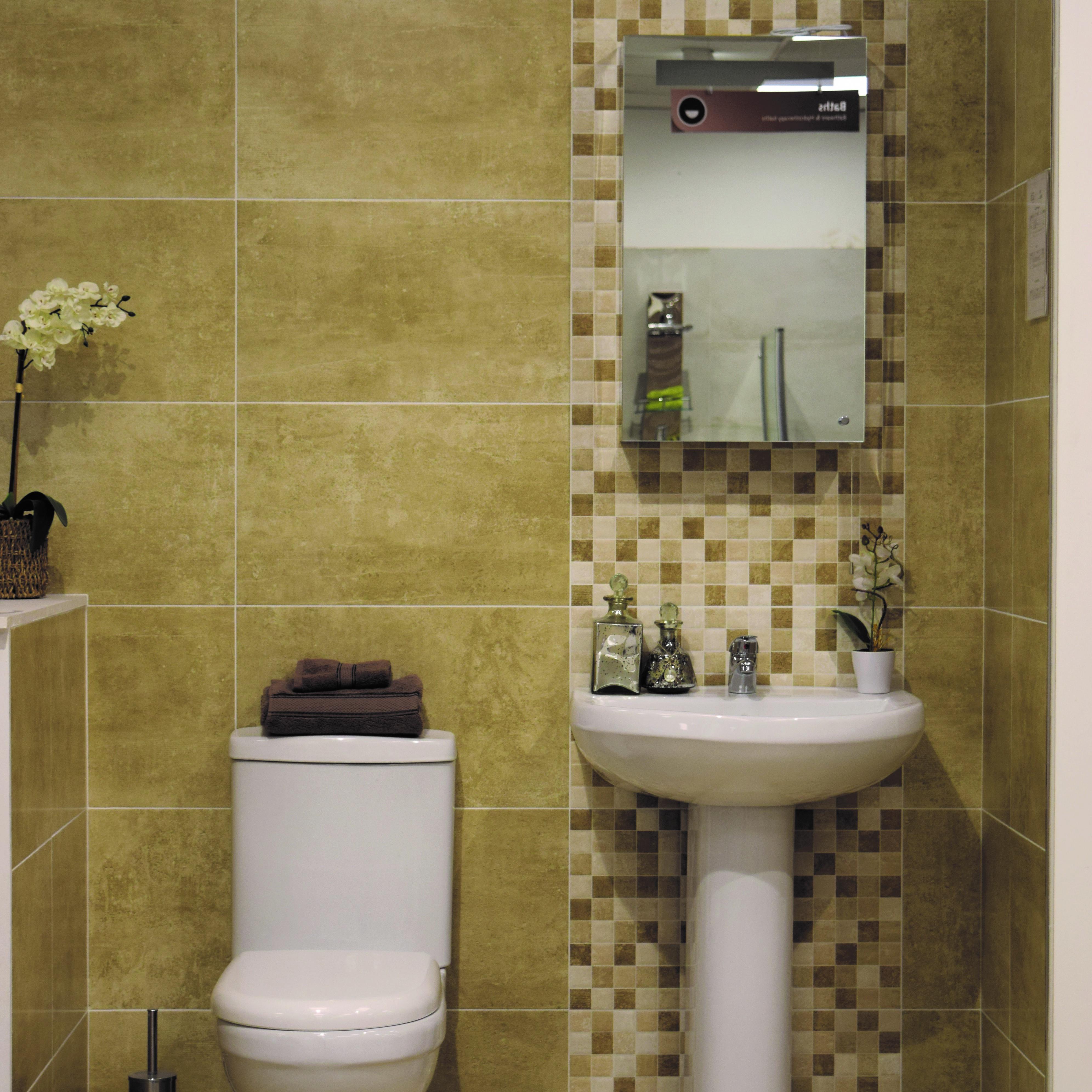 Domino Taupe O'Connor Carroll Bathrooms & Tiles Dublin