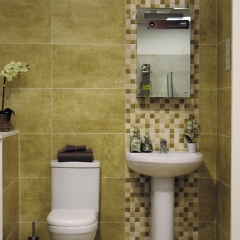 Domino Taupe O'Connor Carroll Bathrooms & Tiles Dublin