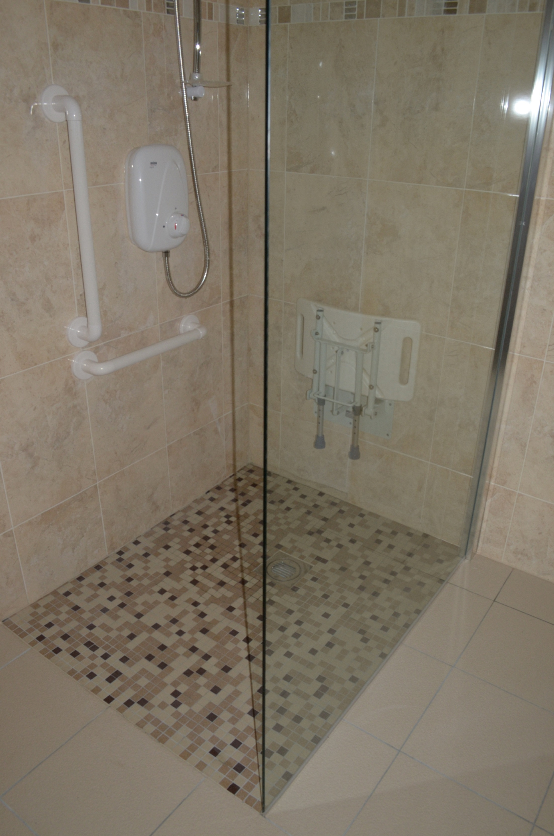 Wetroom Bathroom Renovation O'Connor Carroll Bathrooms & Tiles Dublin