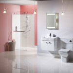 Q60 wall mounted roomset O'Connor Carroll Bathrooms & Tiles