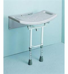 Wall Mounted Bathroom Seat O'Connor Carroll Bathrooms & Tiles Dublin