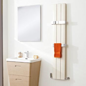 Vega Bathroom Radiator O'Connor Carroll Bathrooms & Tiles Dublin.