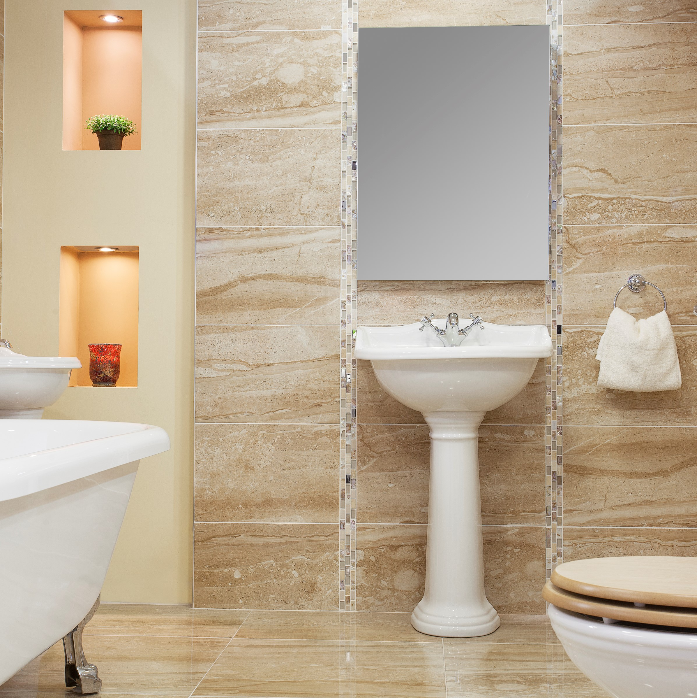 Victoria Natural Tiles O'Connor Carroll Tiles & Bathrooms Dublin