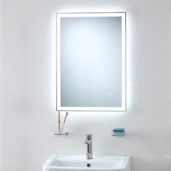 Orion Bathroom Mirror O'Connor Carroll Bathrooms & Tiles Dublin