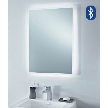 Play Bluetooth Bathroom Mirror O'Connor Carroll Bathrooms & Tiles Dublin