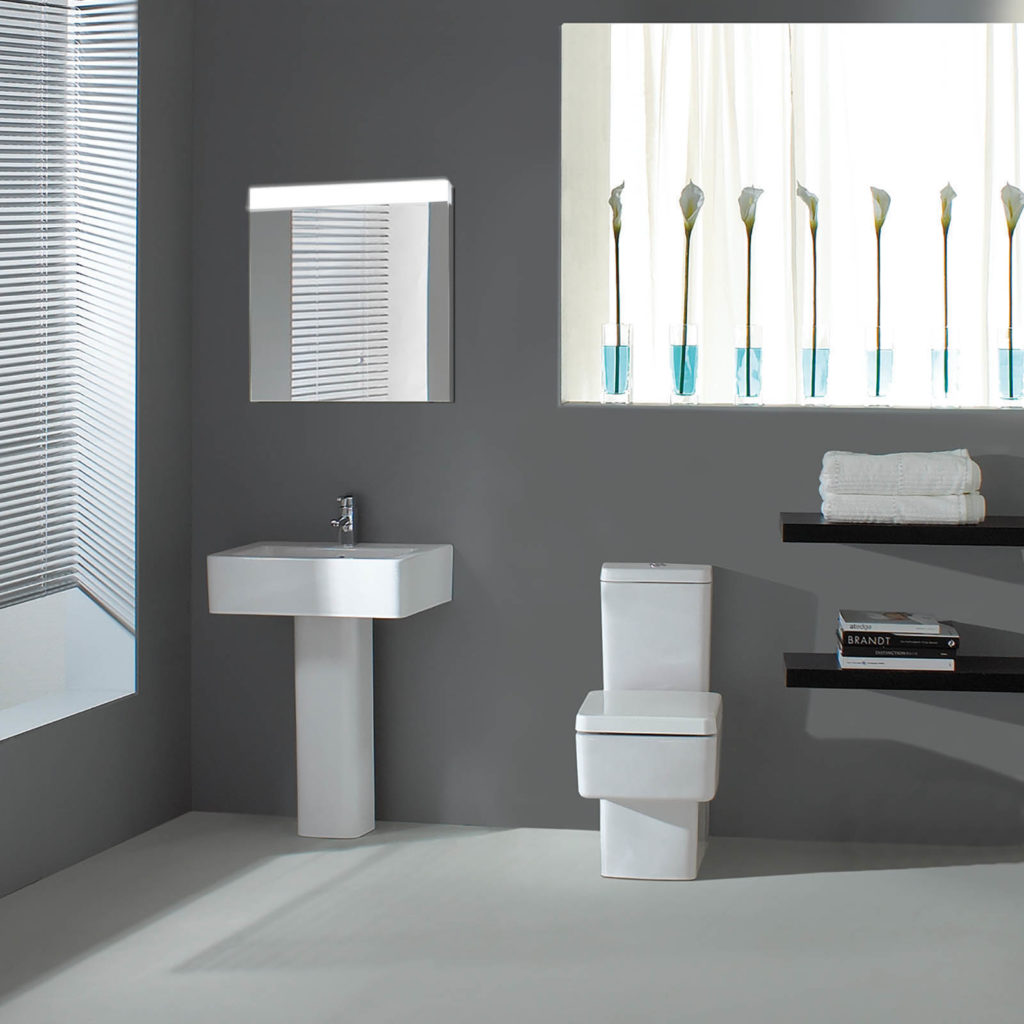 Qube Bathroom Suite O Connor Carroll Bathrooms Amp Tiles