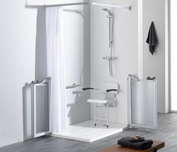 Disabled bathroom grants