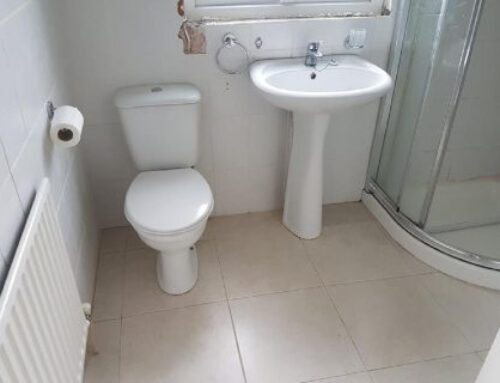 Bathroom Supplied & Fitted by Odyssey Bathrooms in Kimmag