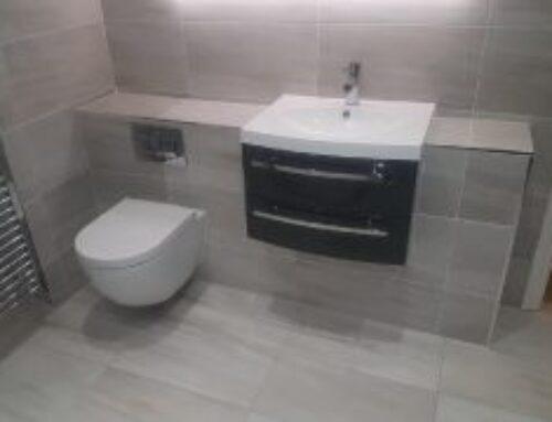 Bathroom Renovation in Knocklyon