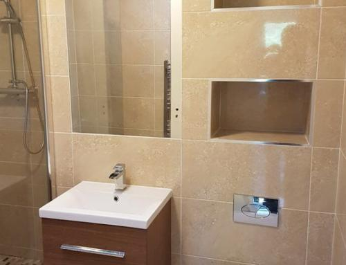 Bathroom Renovation in Stonepark Abbey, Rathfarnham