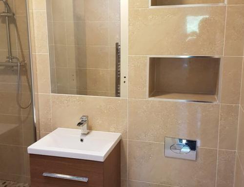 Bathroom Renovation in Stonepark Abbey, Rathfarnham