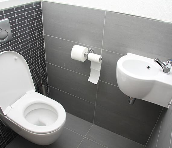 Understairs Toilets